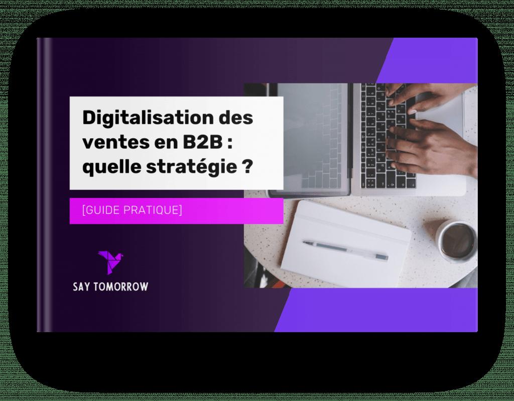 Guide digitalisation des ventes